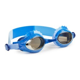 Bling 2 O Bling-2-O - Lunettes de Piscine/Swim Googles, Larry The Lizzard, Cecko Bleu/Blue Cecko