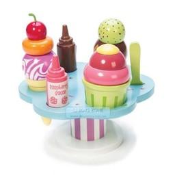 Le Toy Van Le Toy Van - Glaces de Carlo/Carlo's Gelato
