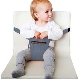 Minimonkey - Siège de Voyage Minichair Gris/Minichair Travel Seat Grey