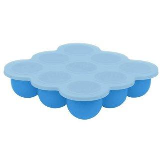 Kushies Contenant Multi-parties Silitray de Kushies Baby/Kushies Baby Silitray Multiparts Container, Bleu Azur/Azure