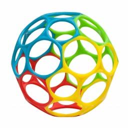 Oball Oball - Balle/Ball, Multicolore/Multicolour