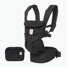 Ergobaby Ergobaby 360 - Porte-Bébé Omni/Omni Baby Carrier, Noir Pure/Pure Black