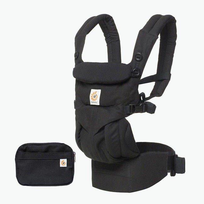 Ergobaby Ergobaby - Omni Baby Carrier, Pure Black