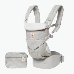 Ergobaby Ergobaby 360 - Porte-Bébé Omni/Omni Baby Carrier, Gris Perle/Pearl Grey
