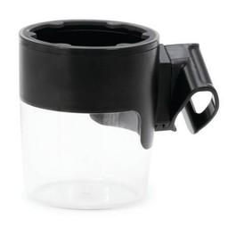 Nuna Nuna - Porte-Gobelet pour Poussette Nuna Mixx/Nuna Mixx Cup Holder, Noir/Black
