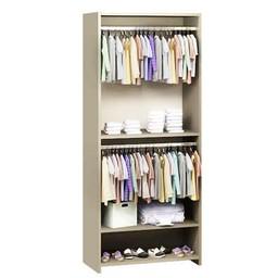 Natart Juvenile Natart  - Garde-Robe Convertible/Convertible Wardrobe System