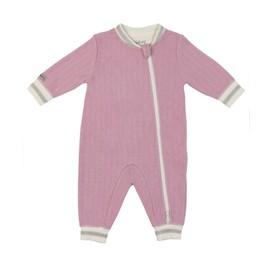 Juddlies Juddlies - Pyjama Cottage/Cottage Playsuit, Rose Sunset/Sunset Pink