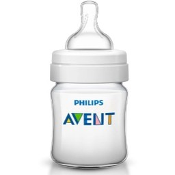 Philips Avent Philips AVENT - Biberon Anticoliques Classic+/Classic+ Anti-colic Bottle, 4 Onces
