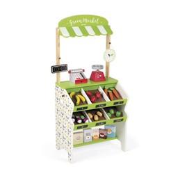 Janod Janod - Épicerie Le Marché Vert/Green Market Grocery