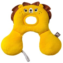 Benbat Benbat - Repose Tête Travel Friend/Travel Friend Headrest, Lion 0-12 Mois/Months