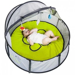 bblüv BBLüv - Lit de Voyage et Tente de Jeu Nidö/Nidö Travel Bed and Play Tent