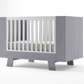 Dutailier Dutailier Pomelo - Lit de Bébé Convertible/Convertible Crib, Programme Stock