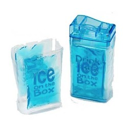 Juice in the Box Pochette de Congélation en Gel de Drink in The Box/Ice on The Box Freezer Pack of Drink in The Box
