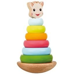 Sophie la Girafe Sophie la Girafe - Pyramide Empilable/Stacking toy