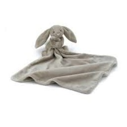 Jellycat Jellycat - Toutou-Doudou Lapin/Bashful Bunny Soother, Beige