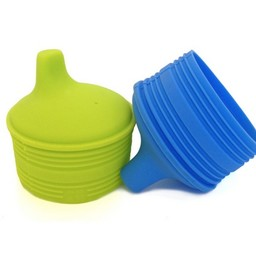 Silikids Siliskin - Bec en Silicone Anti-Déversement/Sippy Tops