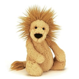Jellycat Lion Bashful de Jellycat/Jellycat Bashful Lion, Moyen 12 pouces/Medium 12 inches