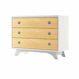 Dutailier Dutailier Melon - Commode à 3 Tiroirs/3 Drawer Dresser