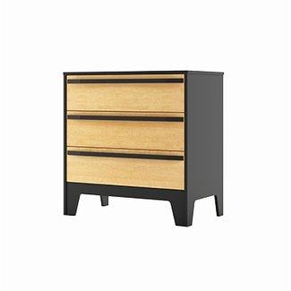 Dutailier Dutailier Caramel - Commode à 3 Tiroirs/3 Drawer Dresser