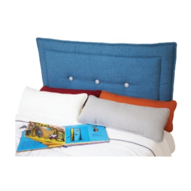 Dutailier Dutailier - Soft Bedhead with Inserted Buttons (1 Color Fabric)