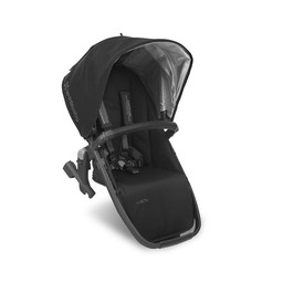 UPPAbaby UPPAbaby Vista 2018 - Siège Auxilliaire pour Poussette Base Graphite/Rumble Seat for Stroller Graphite Frame