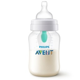 Philips Avent Philips AVENT - Bouteille Anti-Colique avec AirFree Vent/Anti-Colic Bottle with AirFree Vent - 9oz