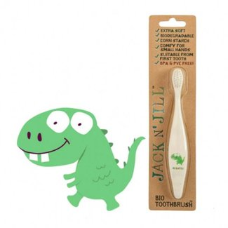 Jack&Jill Jack & Jill - Bio Toothbrush Dino Biodegradable