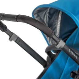 UPPAbaby UPPAababy Vista - Guidon de Remplacement pour Poussette Vista/UPPAbaby Handle Bar Cover for Vista Stroller