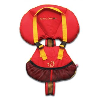 Salus Salus - Bijoux Baby Swimming Vest, 9-25lbs, Red