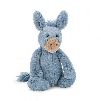 """Jellycat Jellycat - Âne Bashfull 12""""/Bashful Donkey 12"""""""