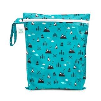 Bumkins Bumkins - Sac Imperméable/Wet Bag, Nature/Outdoors