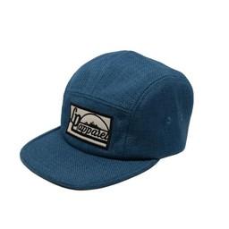 L&P L&P - Casquette d'Été Milan/Milan Camper Cap, Bleu/Blue