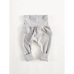 Zak et Zoé Zak et Zoé - Pantalons Évolutifs/Evolutive Pants, Gris Pâle/Light Grey
