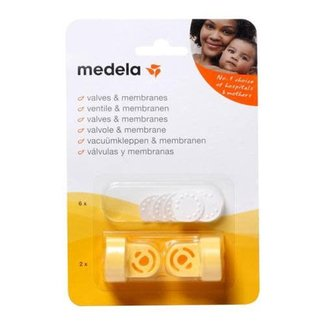 Medela Medela - Replacement Valves and Membranes