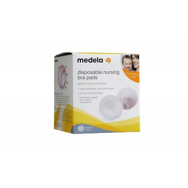 Medela Medela - Pack of 60 Disposable Bra Pads