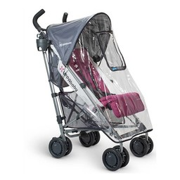 UPPAbaby UPPAbaby G-Luxe 2017 - Protection contre la Pluie pour Poussette/UPPAbaby Rain Shield for G-Luxe Stroller