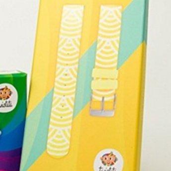 la meilleure attitude dessins attrayants marque populaire Twistiti - Bracelet de Montre/Watch Strap, Soleil/Sunshine