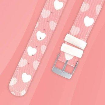 magasins populaires 2019 meilleures ventes style le plus récent Twistiti - Bracelet de Montre/Watch Strap, Coeur/Heart