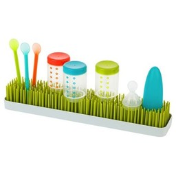 Boon Boon - Égouttoir à Biberons Patch/Patch Countertop Drying Rack Vert/Green