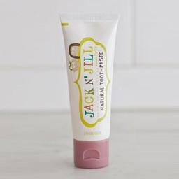 Jack&Jill Jack & Jill - Pâte à Dents Naturelle aux Framboises Biologiques/Natural Toothpaste Organic Raspberry