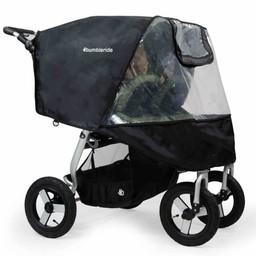 Bumbleride Bumbleride - Indie Twin Stroller Rain Cover