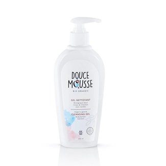 Douce mousse Douce Mousse - Gel Nettoyant Biologique de 240ml/Organic Gentle Cleansing gel 240ml