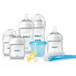 Philips Avent Ensemble de Départ Naturel pour Nouveau-né de Philips AVENT/Philips AVENT Natural Infant Starter Set
