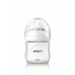 Philips Avent Philips AVENT - Biberon Naturel 4oz/4oz Natural Bottle