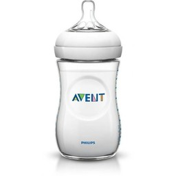 Philips Avent Philips AVENT - Biberon Naturel 9oz/9oz Natural Bottle