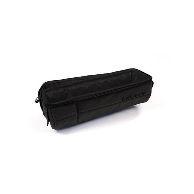 Bumbleride Bumbleride - Sac à Collation Ajustable pour Poussette Indie/Ajustable Snack Pack for Indie Stroller, Noir/Black
