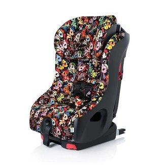 Clek Clek FOONF - Banc d'auto, Tissu Crypton Premium/Car Seat, Premium Crypton Fabric, Tokidoki Unicorno Disco