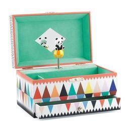 Djeco Djeco - Boîte à Musique/Music Box, la Chanson du Panda/Panda Song