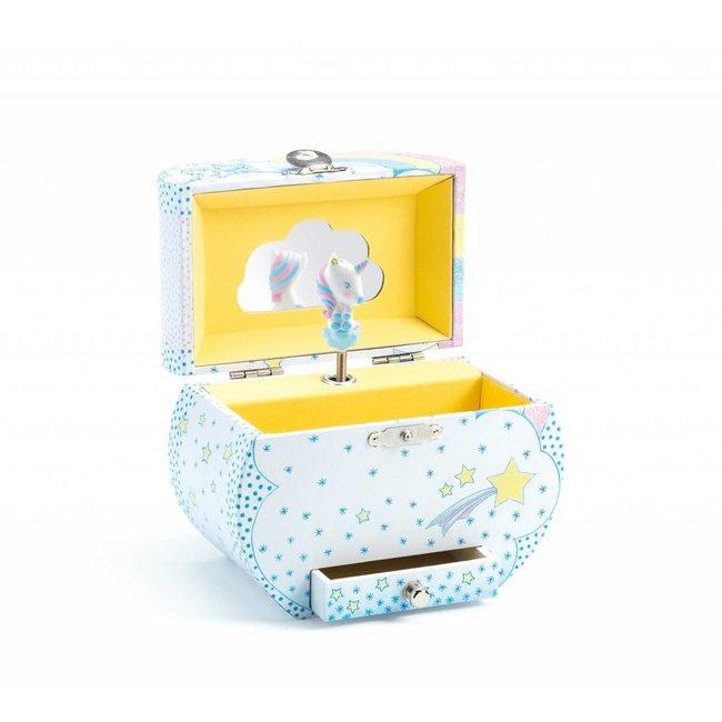 Djeco Djeco - Music Box, Unicorn Dream