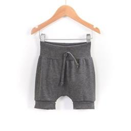 Zak et Zoé Zak et Zoé - Grow With Me Shorts, Dark Grey